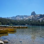 Rutas en Mammoth Lakes – California