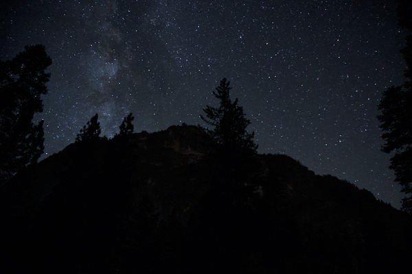 Cielo estrellado | Lo mejor de la Costa Oeste