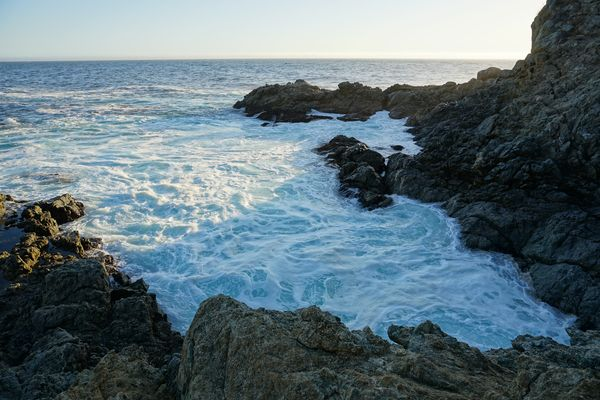 Cala rocosa | Lo mejor de la Costa Oeste