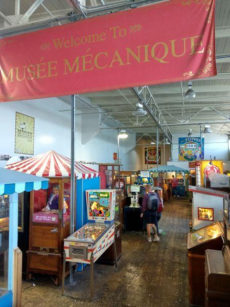 Musée Mécanique | Lo mejor de la Costa Oeste