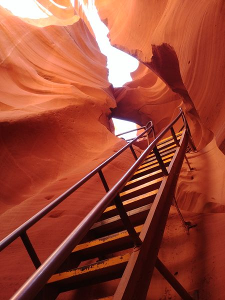 Escalera Lower Antelope Canyon