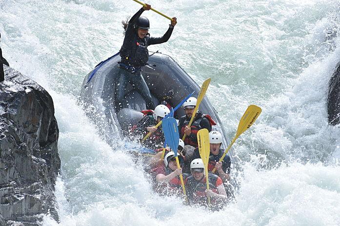 Rafting en California | Lo mejor de la Costa Oeste