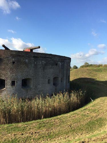 Fort Westbatterij, Muiden - Netherlands