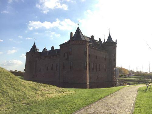 Muiderslot Castle, Weesp - Netherlands