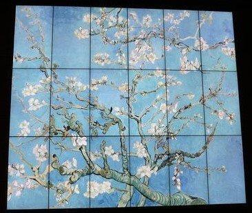Almond Blossom - Almendro en flor, Van Gogh | 5 Museos importantes de Amsterdam