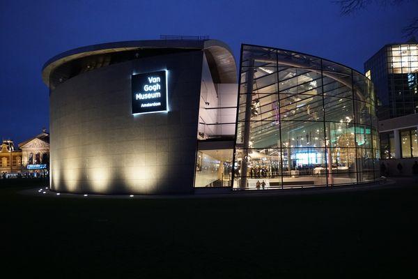 Museo Van Gogh | 5 Museos importantes de Amsterdam