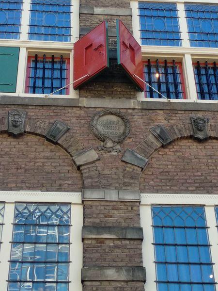 Rembrand House - Fachada de la casa de Rembrandt | 5 Museos importantes de Amsterdam