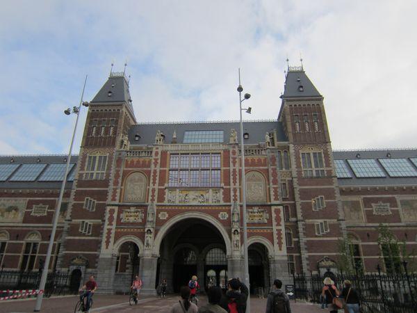 Rijksmuseum | 5 Museos importantes de Amsterdam