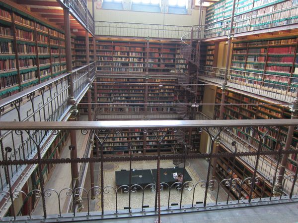 Cuypers Library, Rijksmuseum | 5 Important museums in Amsterdam