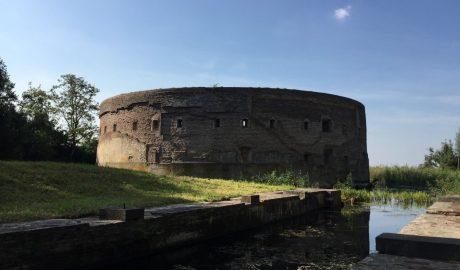 Fort Uitermeer, Weesp - Netherlands | Ruta en bici, Castillo de Muiderslot y fuertes