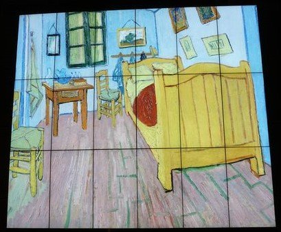 The bedroom - La Habitacion, Van Gogh | 5 Museos importantes de Amsterdam