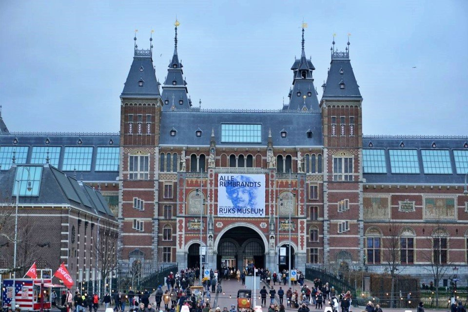 5 Important museums in Amsterdam