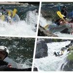 Rafting en California