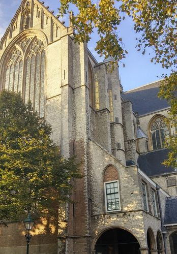 Iglesia en Alkmaar | Ruta en bici por Alkmaar