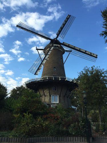 Molino en Alkmaar | Ruta en bici por Alkmaar