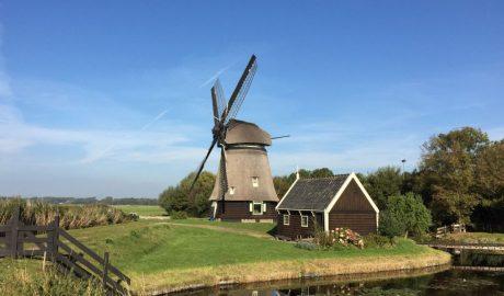 Ruta en bici por Alkmaar | Bike route amsterdam