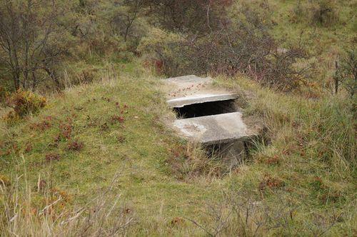 Bunker - National Park Zuid-Kennemerland