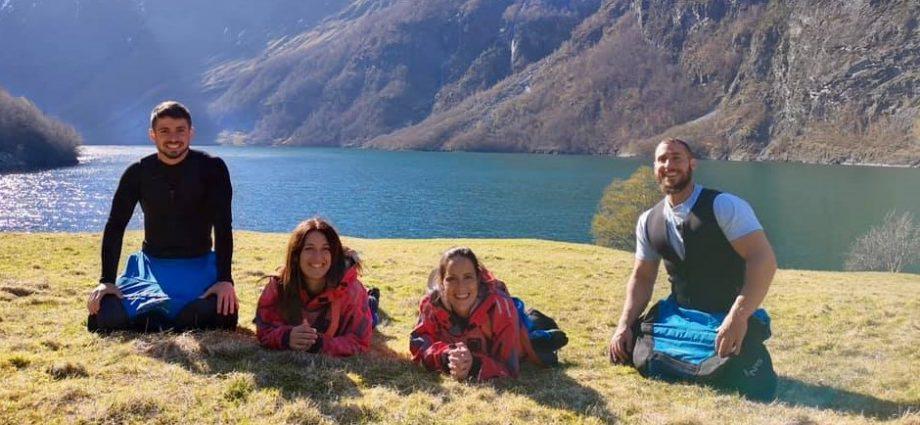 Una semana en Noruega - Itinerario y mapa