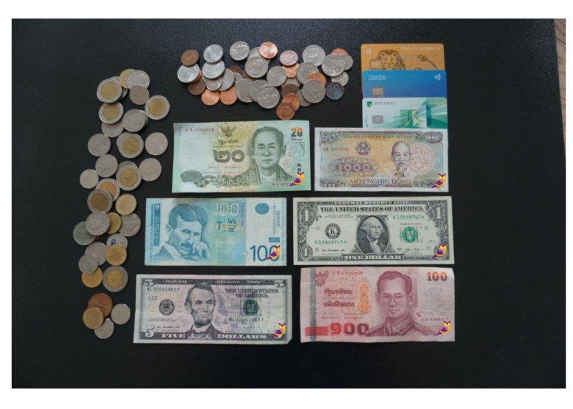 Opciones llevar dinero en tu viaje