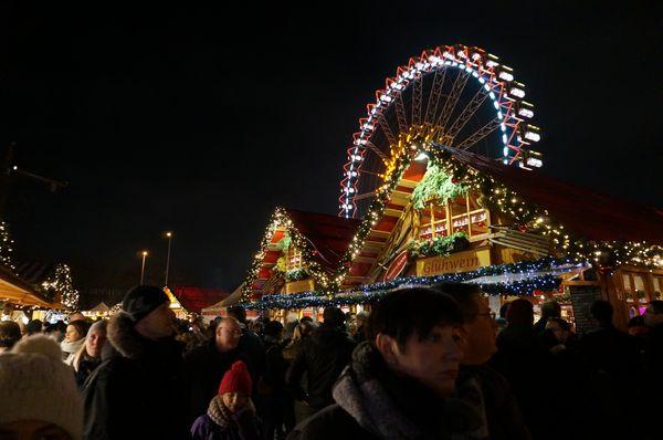 Mercado de Navidad en Berlin