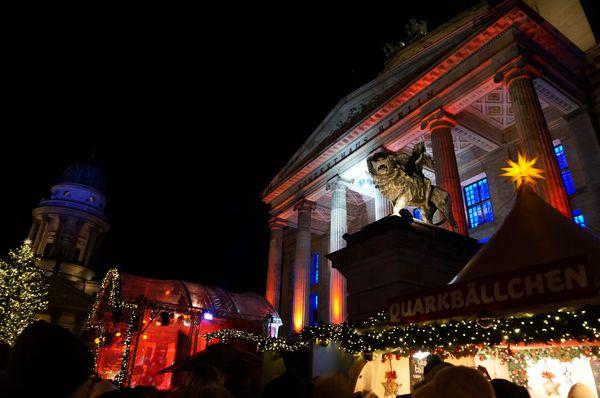 Mercado de Navidad en Alemania | Berlin