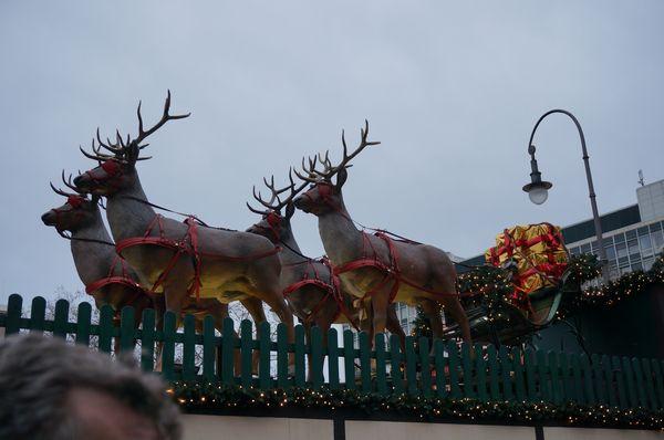 Mercado Navidad Colonia | Trineo