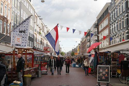 Albert Cuypmarkt | Mercados de Amstedam