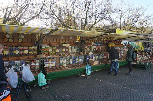 Mercado en Amstelveld | Que hacer en Amsterdam