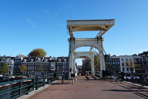 Magere Brug | Que hacer en Amsterdam