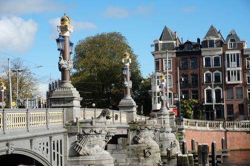 Blauwbrug | Que hacer en Amsterdam
