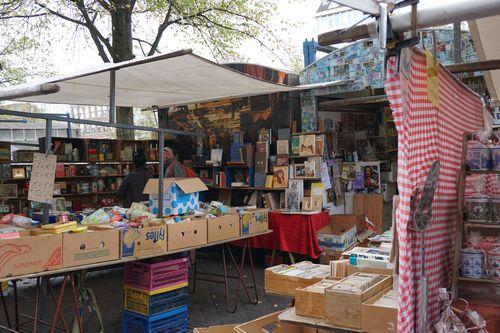 Mercado de Waterlooplein | Mercados de Amsterdam