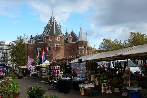 Mercado en Nieuwmarkt | Mercados de Amsterdam