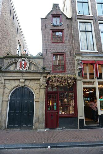 Casa más pequeña | Qué hacer en Amsterdam y que no