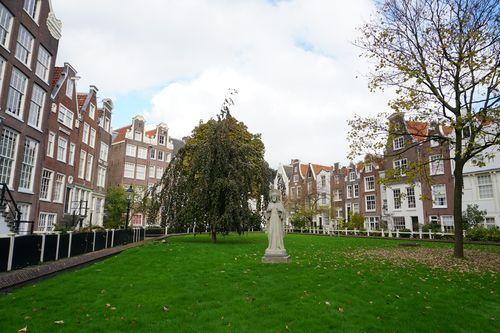 Begijnhof | Que ver en Amsterdam