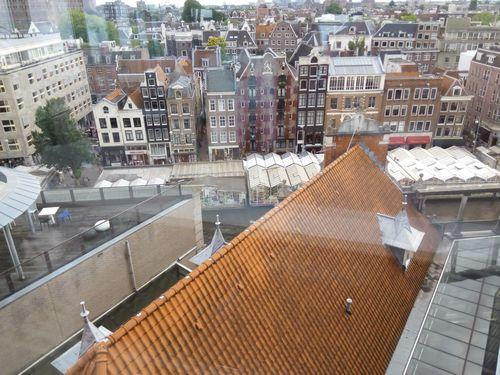 Vistas desde el Blue Amsterdam | Que no hacer en Amsterdam