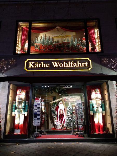 Käthe Wohlfarhrt Berlin