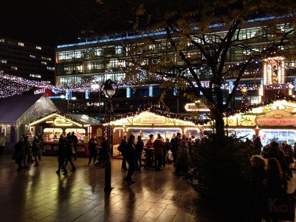 Berlin | Mercados de Navidad en Alemania