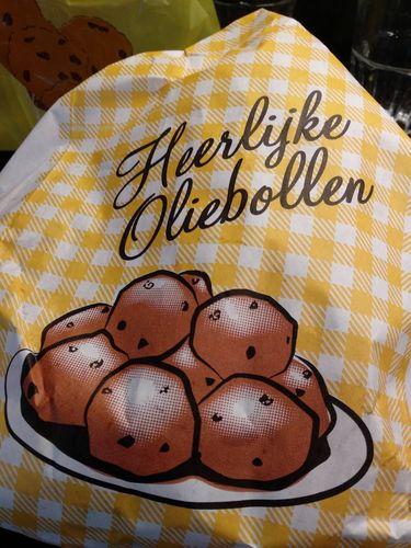 Oliebollen | Qué comer en Amsterdam