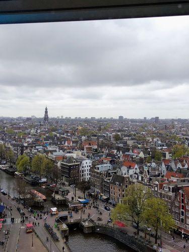 Vistas desde Zilveren | Miradores de Amsterdam