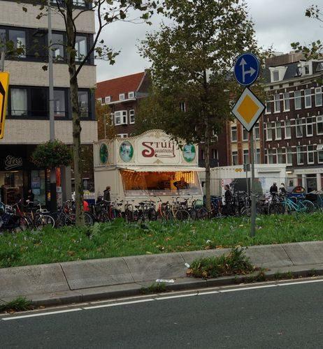 Puesto de Oliebollen | Que comer en Amsterdam
