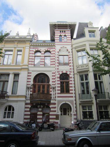 Una de las 7 casas | Que ver en Amsterdam