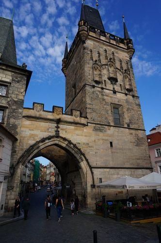 Puente de Carlos | Pagar en Praga en euros