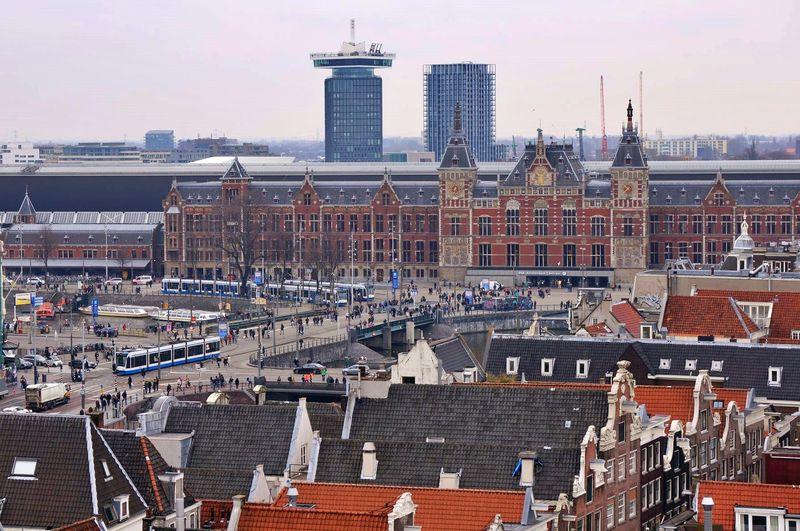 Estación Central de Amsterdam | Tarjetas de transporte