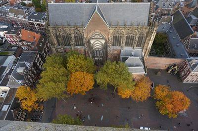 Vistas desde la Domtoren | Visita a Utrecht desde Amsterdam