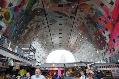 Markthal, Mercado de Rotterdam | Excursiones desde Amsterdam