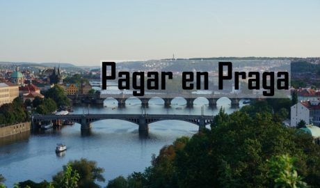 Pagar en Praga en euros